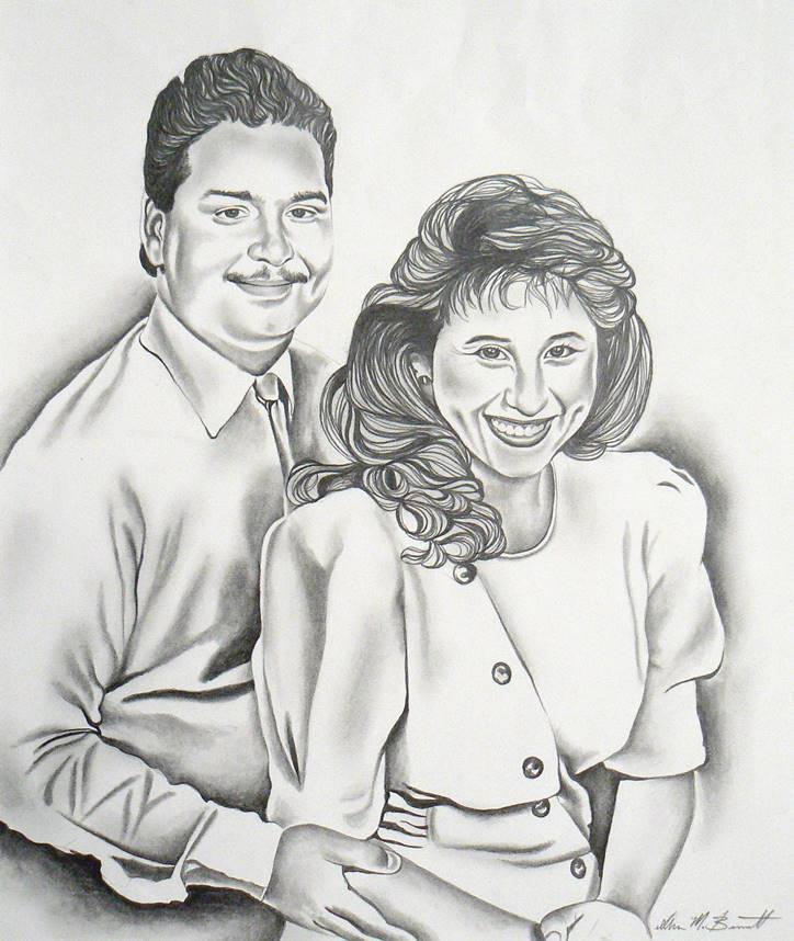 georgia-couple-pencil-portrait-drawing